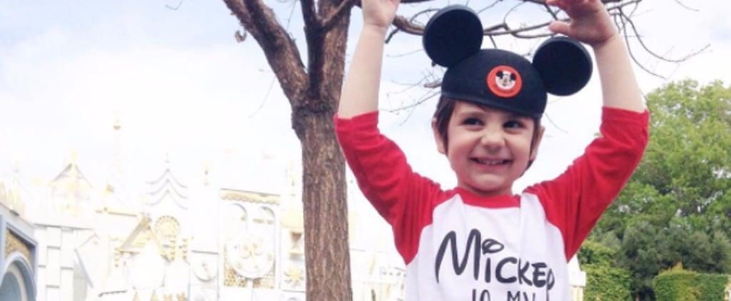 Instagram Photos to Take at Disney With Kids