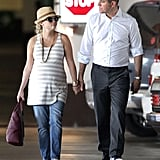Pregnant Reese Witherspoon in Santa Monica | Pictures