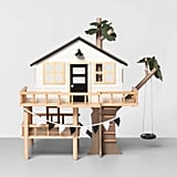 Wooden Toy Treehouse