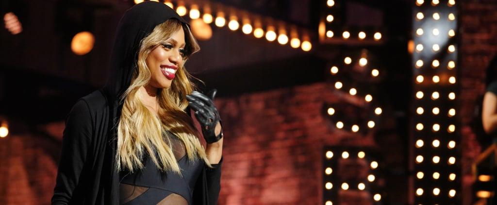 Laverne Cox Shuts Down Lip Sync Battle With a Nicki Minaj-Approved Performance