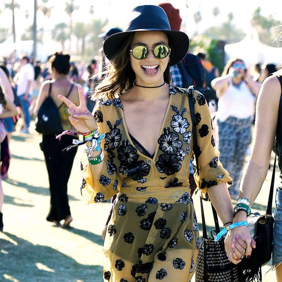 Celebrity Style at Coachella 2016 Pictures