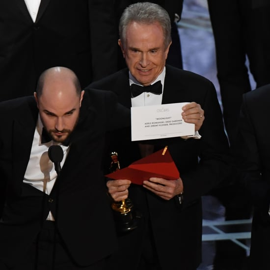 La La Land and Moonlight Best Picture Oscars Mistake