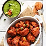 """Spicy Red Curry Cauliflower """"Wings"""""""