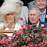 "Prince Charles ended up marrying Princess Diana in 1981, with Camilla in attendance. Though they were newlyweds, Diana always had suspicions that Charles and Camilla had rekindled their romance behind her back. It probably didn't help things that Charles bought Camilla ""a gold bracelet personalized with a blue enamel disk engraved with the initials GF. The monogram stood for Girl Friday,"" Charles's nickname for her. They carried on an affair throughout their marriages, with Diana finally confronting Camilla about it at the 40th birthday party of Camilla's sister. By 1992, Princess Diana and Prince Charles had officially separated, with Diana famously saying, ""There were three of us in this marriage, so it was a bit crowded,"" during a televised interview with the BBC."