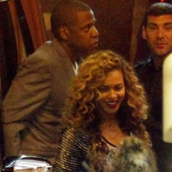 Beyonce Knowles and Jay-Z Dine in Antibes | Pictures