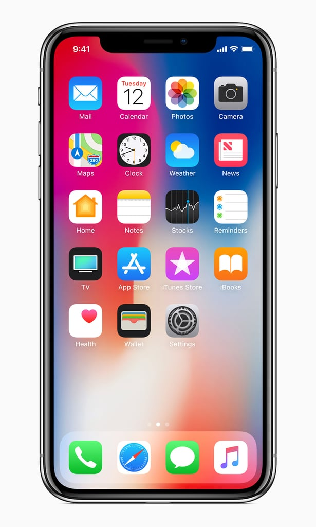 Meet the iPhone X.