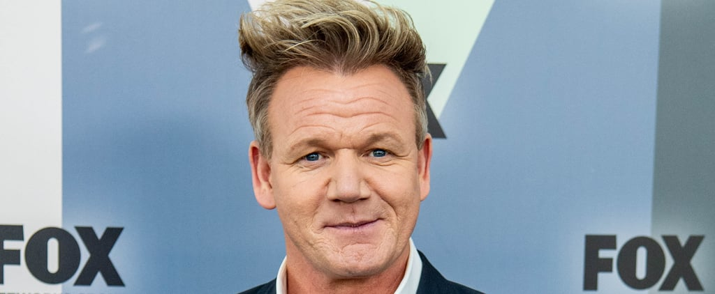 Gordon Ramsay Shared His Sweet Corn Puree Pizza Recipe