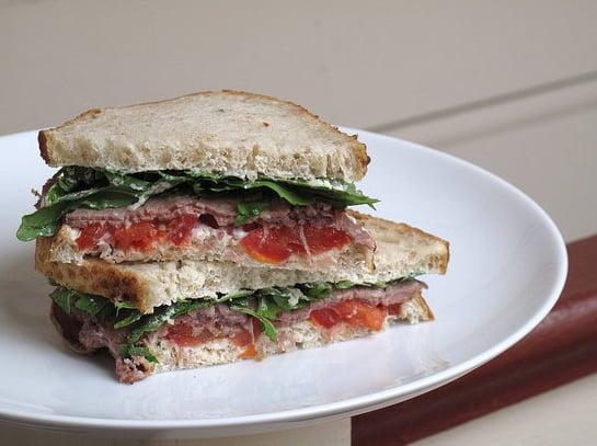 Jaime's Roast Beef Sandwich