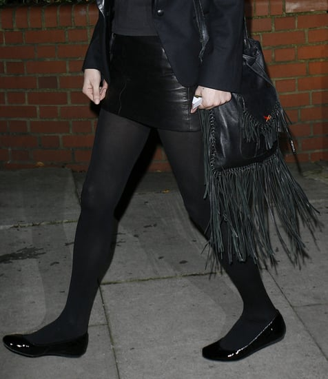 Kate Moss at the Take That Sing Star Extravaganza