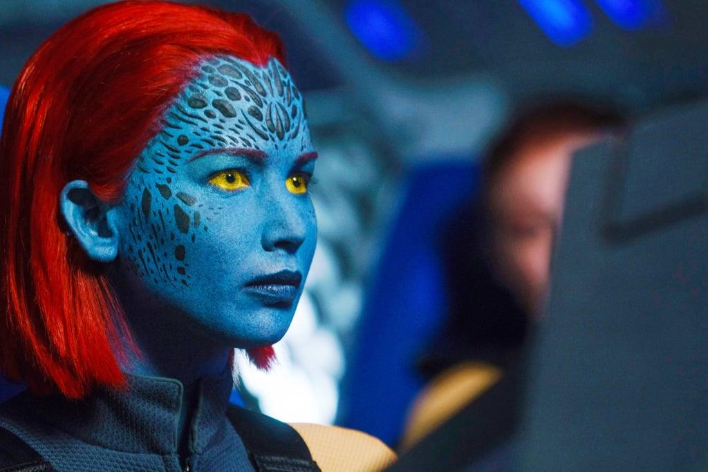 Jennifer Lawrence as Raven/Mystique