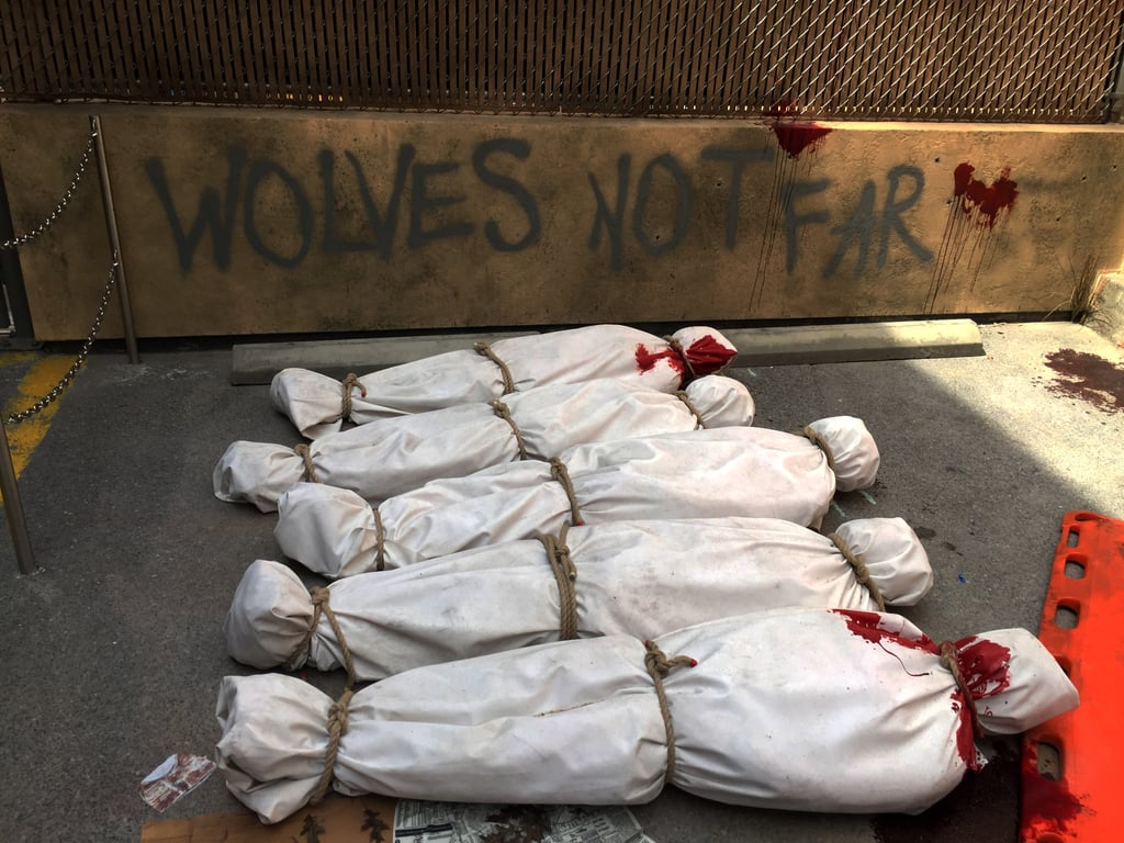 The Wolves and Body Bags