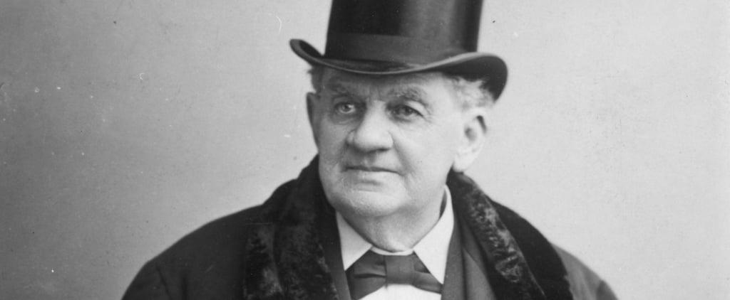 The True Story of PT Barnum, aka the Greatest Showman