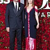 When Bobby's Tonys Suit Let Rose's Dress Shine