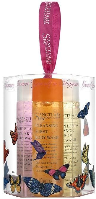 Sanctuary Spa Shower Yourself in Happiness Gift (£8)