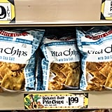 Reduced Guilt Pita Chips With Sea Salt ($2)
