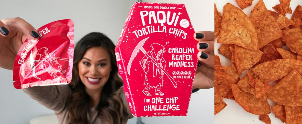 We Tried the Hottest Chip in the World