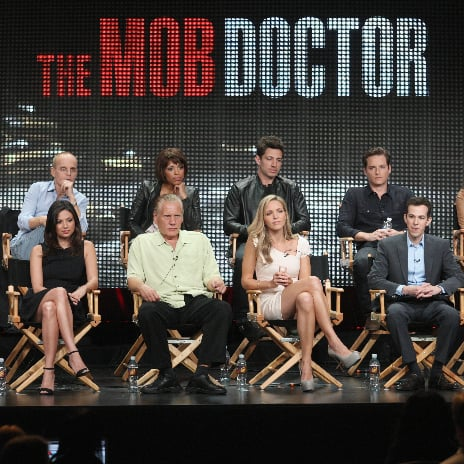 The Mob Doctor TV Show TCA Panel