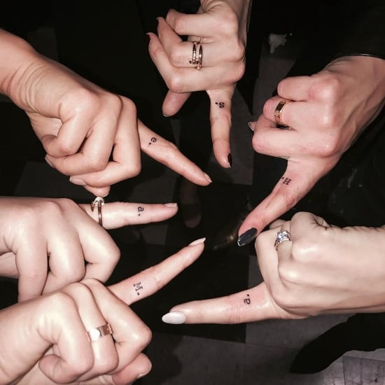 Pretty Little Liars Cast Gets Tattoos