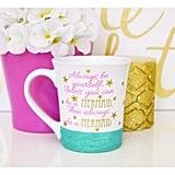 Always Be A Mermaid Glitter Mug ($19)