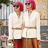 2020 Hair Color Trend: Glow-in-the-Dark Neons