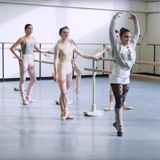 Laurie Hernandez's Dances to The Nutcracker | Video