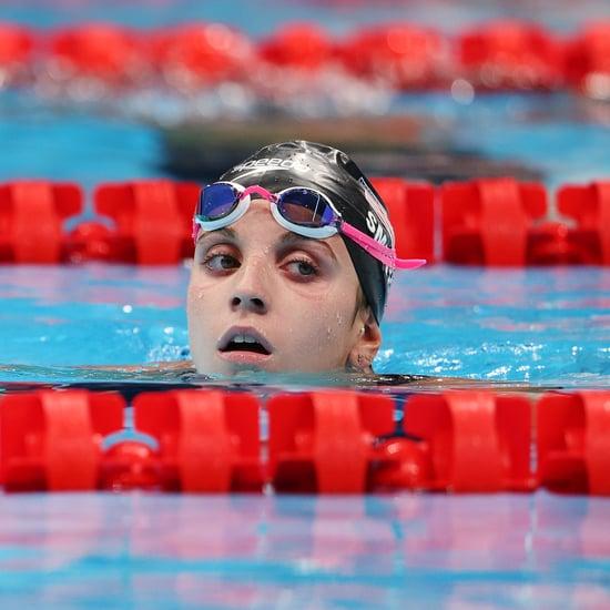 Abbey Weitzeil, Regan Smith: Mental Health at 2021 Olympics
