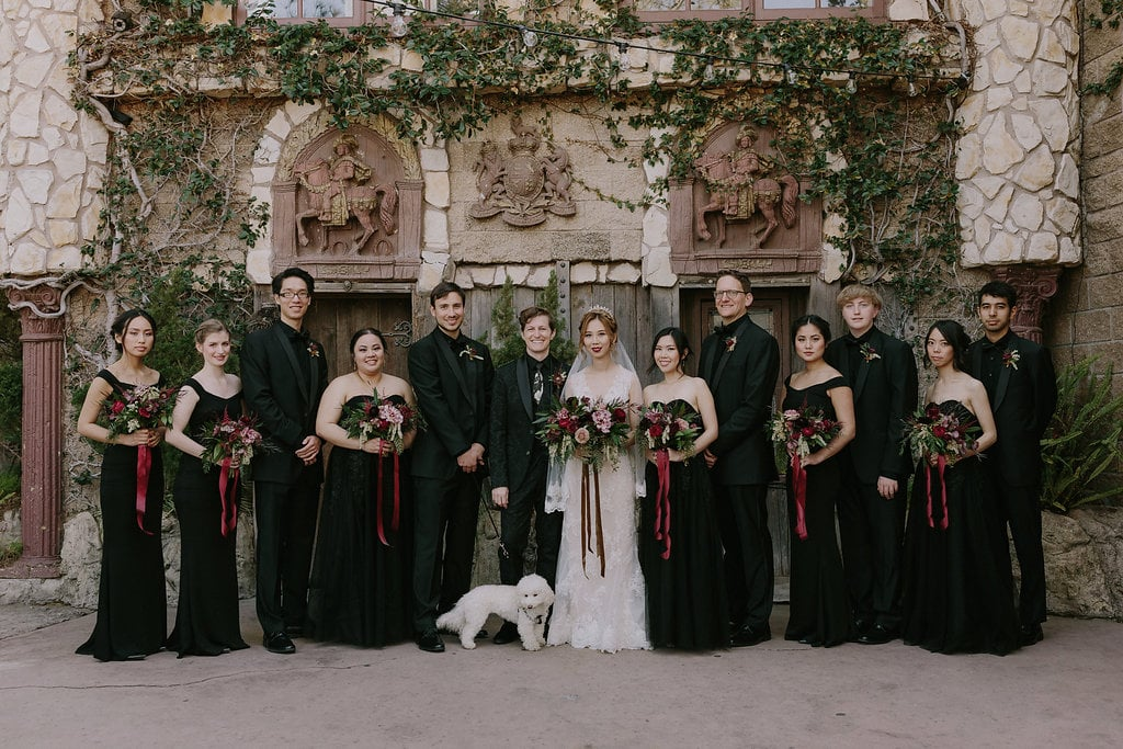 Harry Potter Wedding at Hollywood Castle