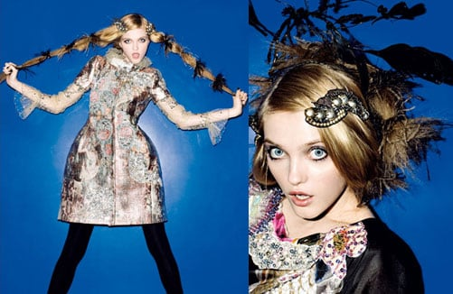 Fab Ad: Christian Lacroix Fall/Winter 2007