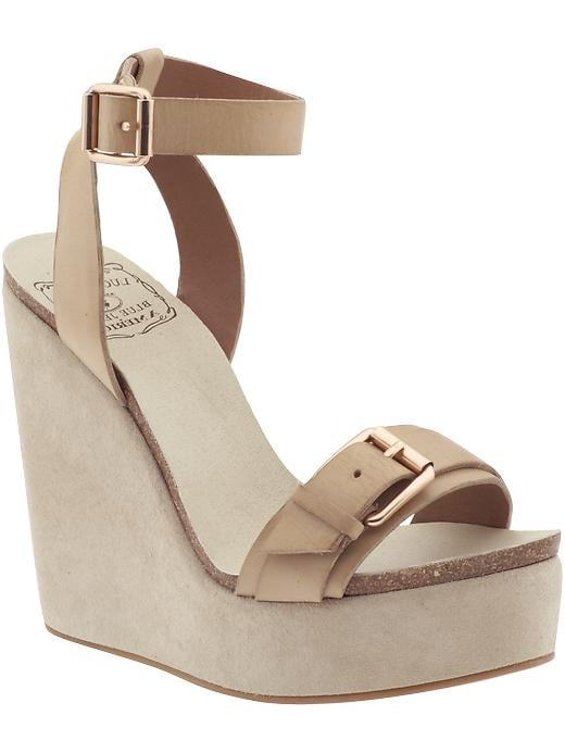 Lucky Brand Silva Wedge ($99)