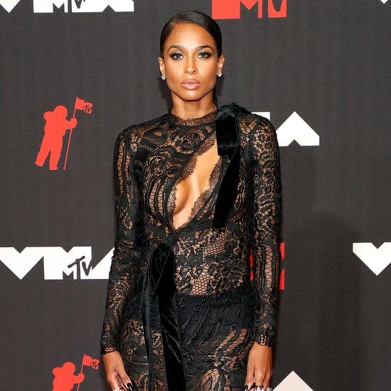 Ciara's Tom Ford Dress at the MTV VMAs 2021