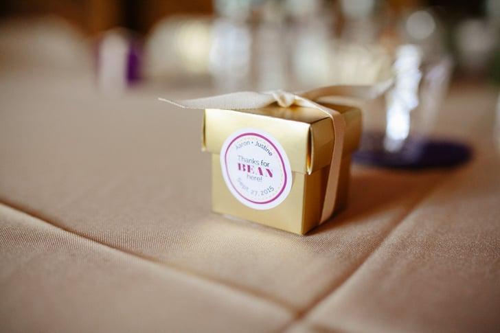 coffee beans cheap wedding favors popsugar smart living photo 31. Black Bedroom Furniture Sets. Home Design Ideas