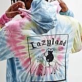Lazy Oaf Lazyland Tie-Dye Hoodie Sweatshirt