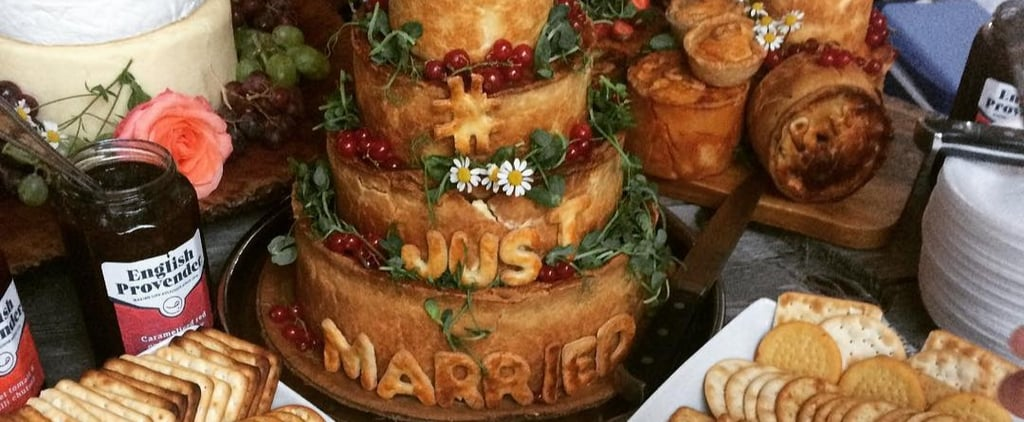 Pork Pie Wedding Cakes