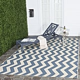 Safavieh Courtyard Ayden Chevron Indoor/Outdoor Area Rug