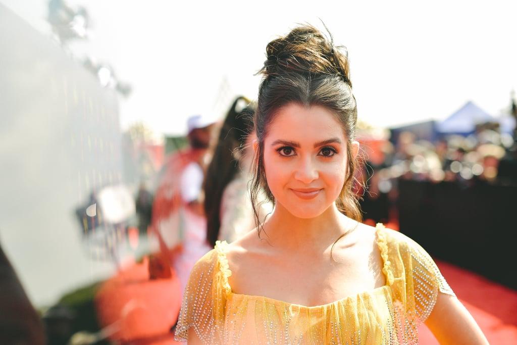 Laura Marano at the MTV Movie & TV Awards
