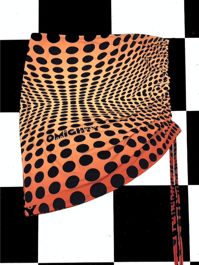 O-Mighty Illusion Mini Skirt 001
