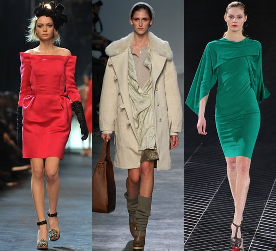 Highlights of Paris Fashion Week Autumn Winter 2011