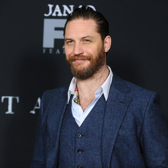 Tom Hardy Reads CBeebies Bedtime Story on Valentine's Day