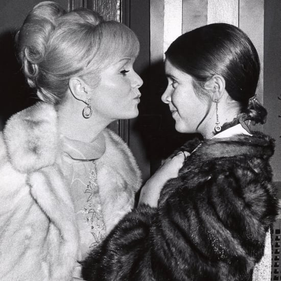 Debbie Reynolds and Carrie Fisher Buried Next to Each Other