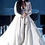 Pictures of Demi Lovato's Performance at the Grammys