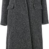 Isabel Marant Long Single-breasted Coat