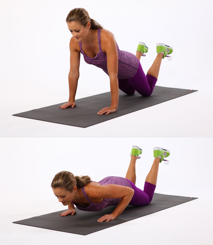Knee Push-Up