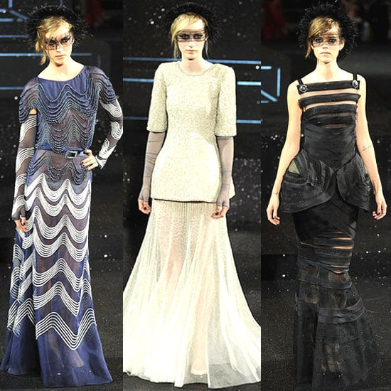 Chanel Fall 2012 Couture Collection: Paris Couture Fashion Week
