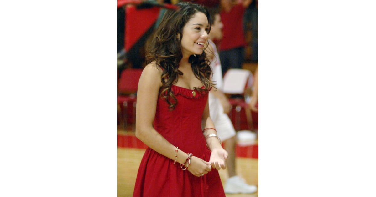 High School Musical 1 Gabriella Outfits