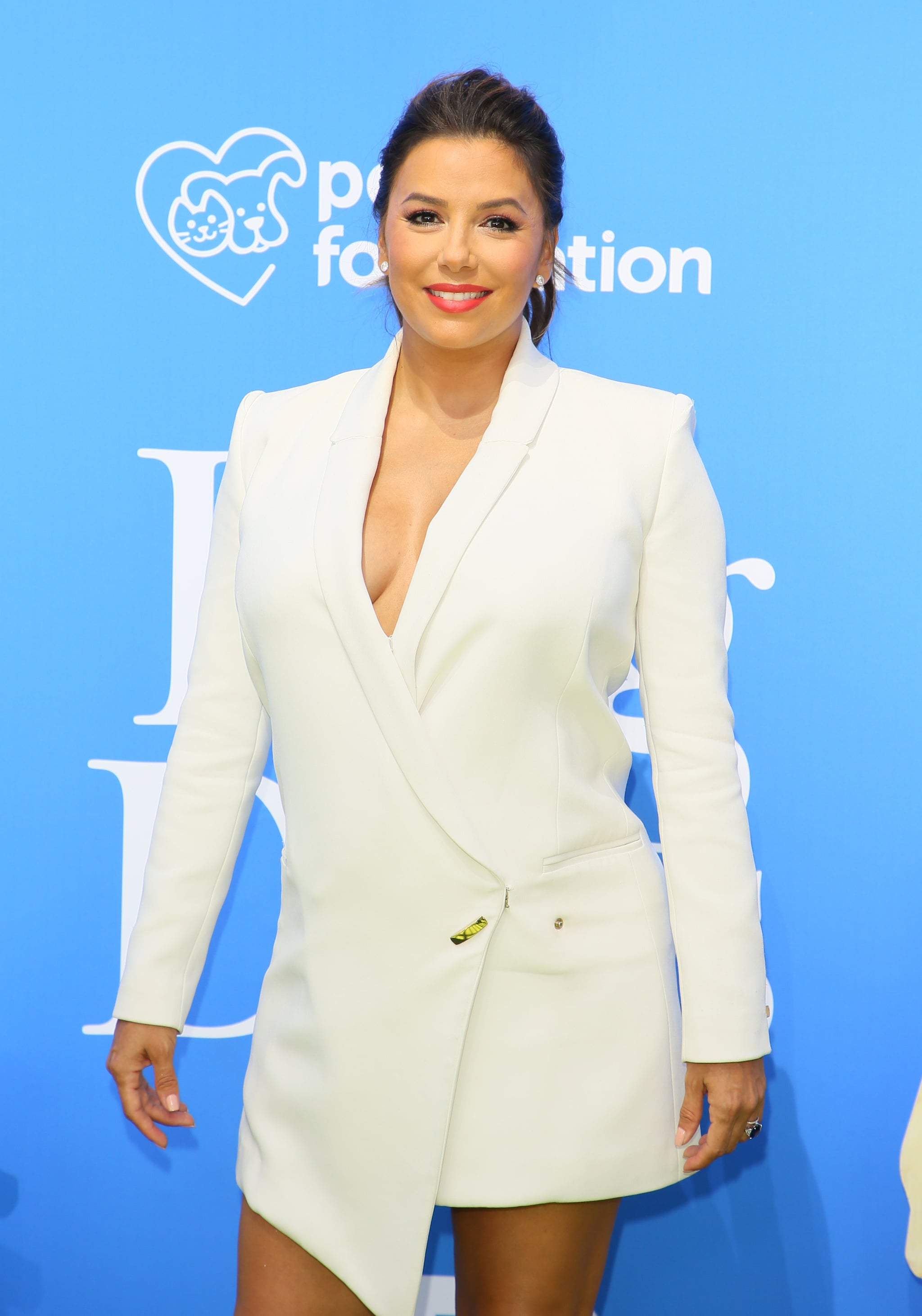 CENTURY CITY, CA - AUGUST 05:  Eva Longoria attends the premiere of LD Entertainment's
