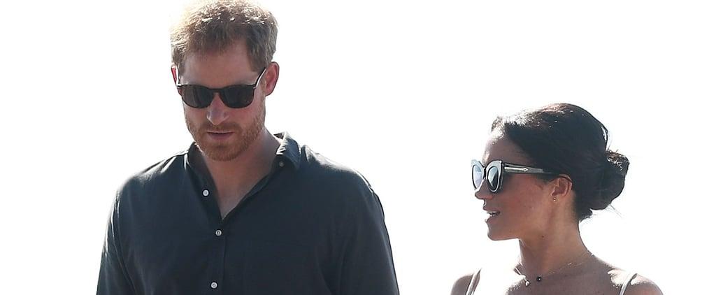 Prince Harry and Meghan Markle Australian Tour Photos