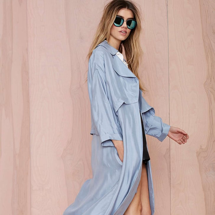 The Best Trench Coats for Autumn