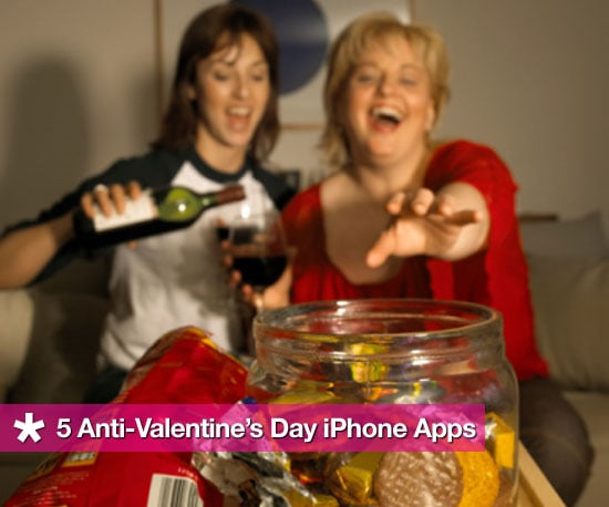 Anti-Valentine's Day iPhone Apps