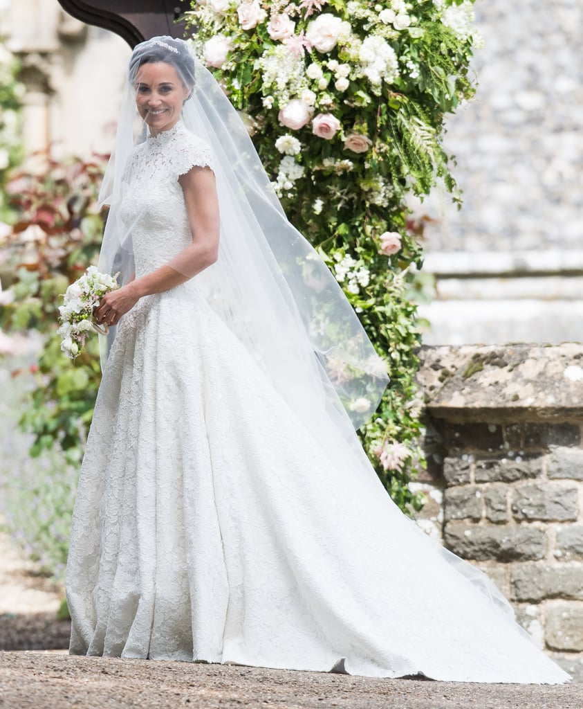 Pippa Middleton Got Married in Giles Deacon