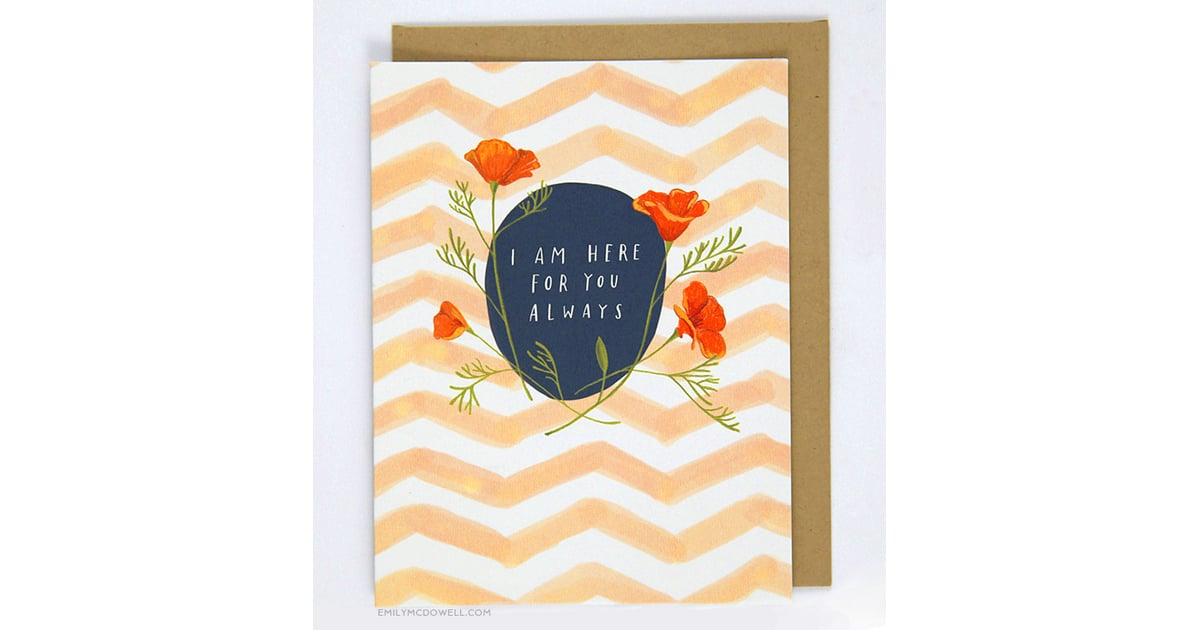 Greeting cards for people with cancer popsugar fitness greeting cards for people with cancer m4hsunfo